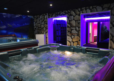 Swingersclub Ultimate Dream foto jacuzzi