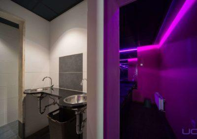 Foto 2 van Badkamer 2 van Swingersclub Parenclub Ultimate Dream te Beek en Donk