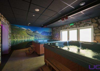 Tweede foto van de Jacuzzi van Swingersclub Parenclub Ultimate Dream te Beek en Donk