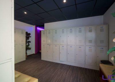 Foto 1b van de Kluisjes van Swingersclub Parenclub Ultimate Dream te Beek en Donk
