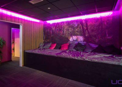 Foto 1a van de Relaxruimte van Swingersclub Parenclub Ultimate Dream te Beek en Donk