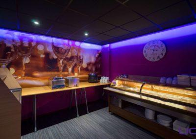 Foto 1b van het Restaurant van Swingersclub Parenclub Ultimate Dream te Beek en Donk
