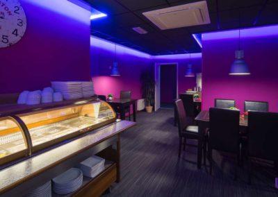 Foto 1c van het Restaurant van Swingersclub Parenclub Ultimate Dream te Beek en Donk