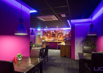 Foto 1d van het Restaurant van Swingersclub Parenclub Ultimate Dream te Beek en Donk