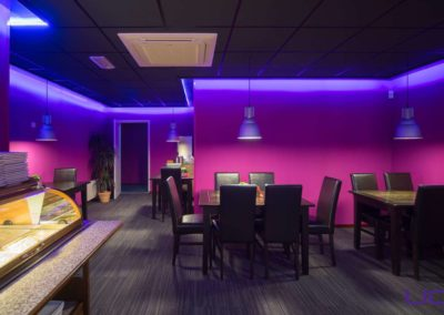 Foto 1e van het Restaurant van Swingersclub Parenclub Ultimate Dream te Beek en Donk