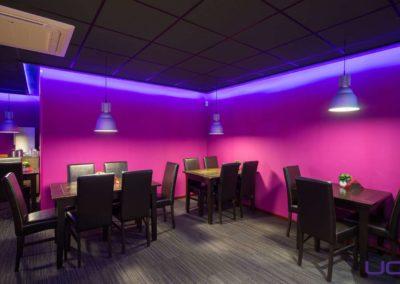 Foto 1f van het Restaurant van Swingersclub Parenclub Ultimate Dream te Beek en Donk